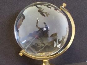 чистый глобус