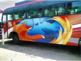 firefox bus,автобус firefox
