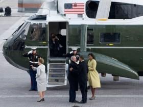 Новый вертолет Обамы
