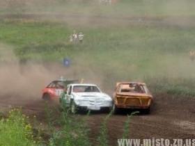 Чемпионат Украины по необычному автокроссу