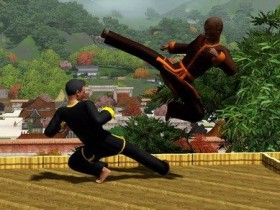 The Sims 3 Мир Происшествий