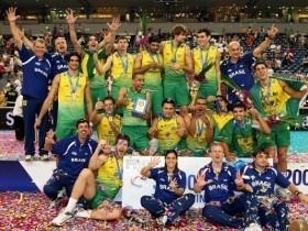 бразилия волейбол