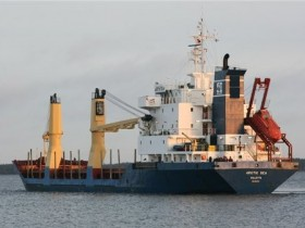 судно Arctic Sea