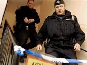 милиция швеция