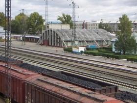 Днепродзержинский ж/д вокзал