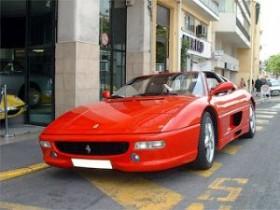 Феррари 355