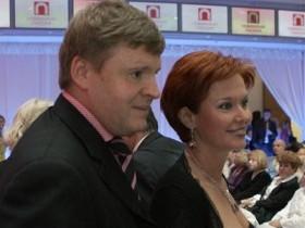 льга Кокорекина и Юрий Быков