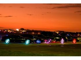 колесные диски с подсветкой. MotionLite