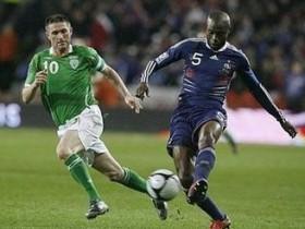 ирландия-франция