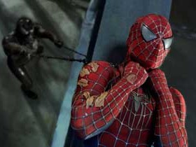 Человек-Паук и Веном