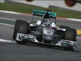 Мерседес GP и Petronas