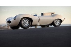 Ягуар D-Type 1956 стал наживкой для коллекционеров