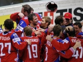 сборной РФ по хоккею