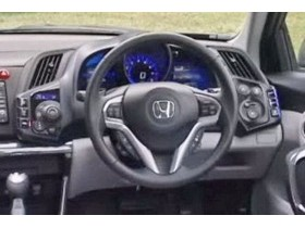 Хонда CR-Z