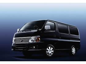 Ниссан Caravan - DX V-Limited