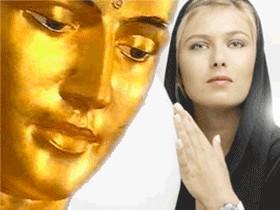 Шарапова Будда