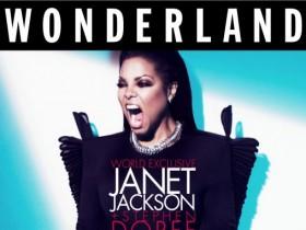 Джанет Джексон украсила обложку Wonderland Magazine (ФОТО)