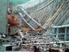 трагедия на ГЭС