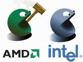 AMD,Intel