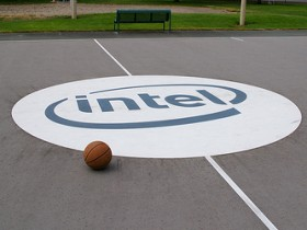 intel,logo,basketball