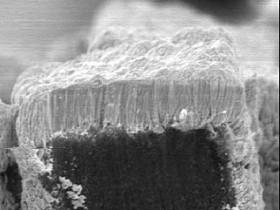 кремниевые нановолокна