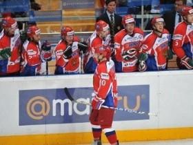 сборная РФ по хоккею
