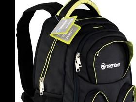 Крепко сшитый рюкзак оснащён подкладками на лямках, дополнительной...