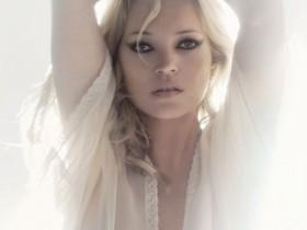 Кейт Мосс в романтической рекламе новой коллекции Top Shop
