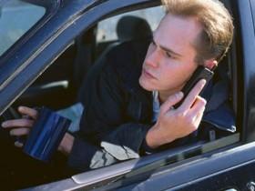 беседа в автомобиле