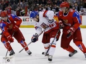 Сборная Росии vs сборная Чехии