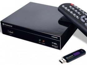 HD-медиаплеер Transcend DMP10