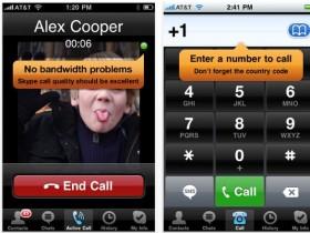 Skype для Айфон OS