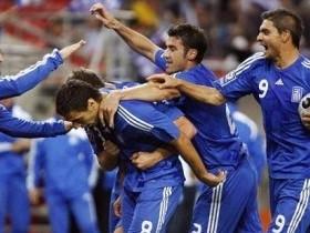 сборной Греции