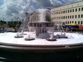 искрометный фонтан