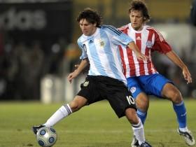 аргентина - парагвай