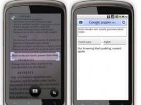 «Гугл» Goggles
