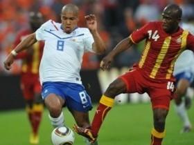 Нидерланды - Гана
