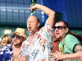 Овладевший и Настя сняли развеселый клип на песню «Лето»(ФОТО,Видео)