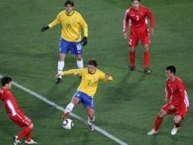 Бразилия – КНДР