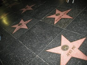 Дорога известности,Голливуд
