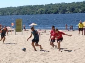 чемпионат Украины по пляжному футболу