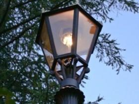 газовый фонарь