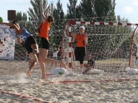 ЧМ по пляжному гандболу