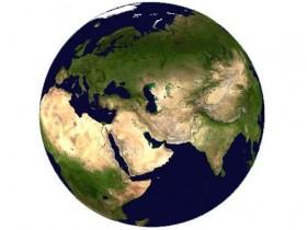 Диаграмма Земли