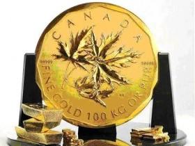Наибольшая во всем мире милая монетка