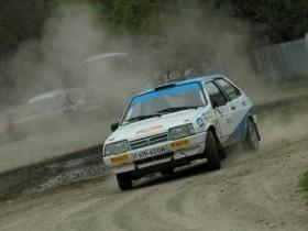 авто-ралли Жданов
