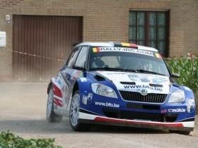 Фабия С2000 GEKO Ypres Rally