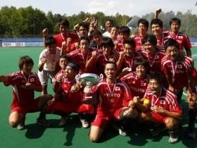 сборная Японии хоккей на траве
