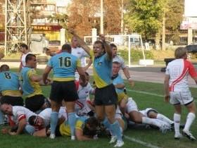 сборная Украины по регби-7
