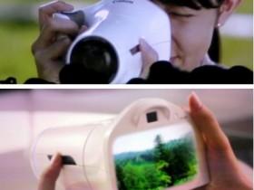 """""""Canon"""" продемонстрировал камеру из грядущего"""